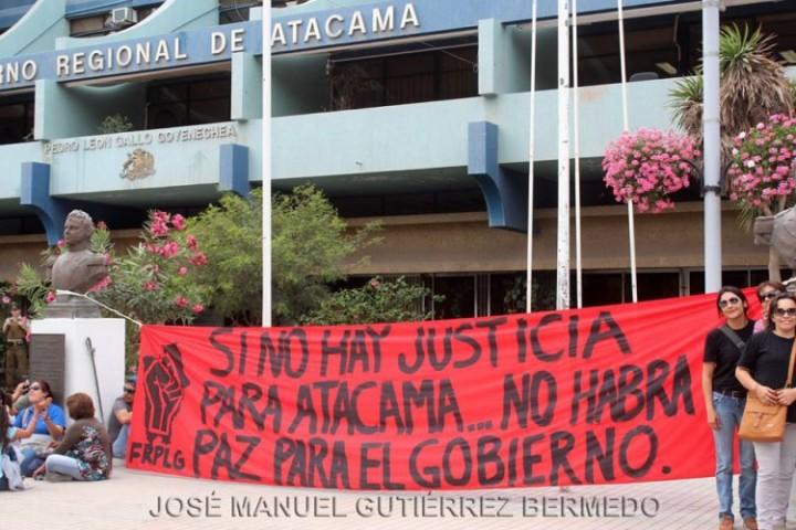Chile: Paro Atacama suma 57 días entre apoyos y quiebres