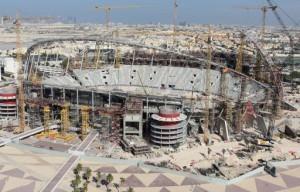 Qatar 2022, Amnesty: uno stadio costruito con lo sfruttamento del lavoro migrante