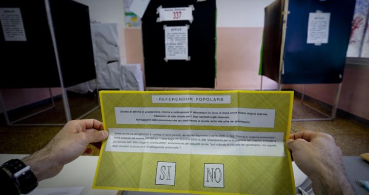 Referendum: hanno perso le istituzioni repubblicane