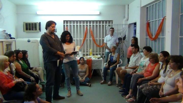Salita Quique Moncada El Mensaje de Silo en Rosario