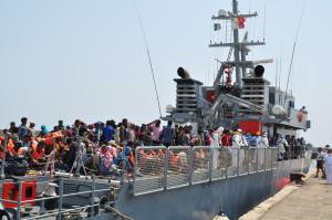 Le deportazioni migranti ai tempi di Renzi & Alfano