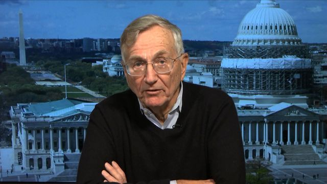 """""""Horrified"""": Seymour Hersh Reacts to Obama's Plan to Send 250 More U.S. Special Ops Troops to Syria"""