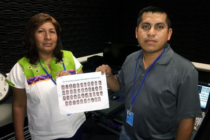 ONU urge a México a analizar nuevas líneas de investigación en el caso de los 43 estudiantes desaparecidos