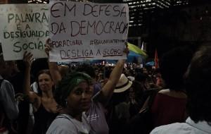 Marchas por la democracia en Brasil y relación Cuba-EEUU En la Oreja