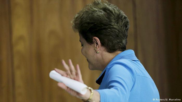 Dilma, inquebrantável