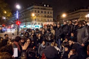 El 15-M francés: entre el agotamiento y el «gauchisme»