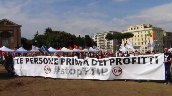 Che cos'è il TTIP? Se lo conosci lo eviti