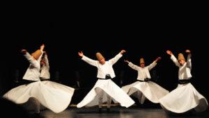 Περιστροφικός χορός Δερβίσηδων: απλά υπήρχα κι αυτό έφτανε