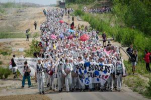Ende Gelände ! 13-15 mai, « climate camp » européen en Allemagne – Retour
