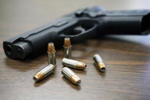 Action against gun violence is action against militarism