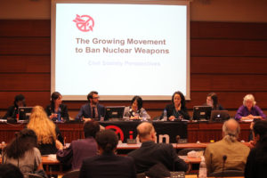 Seeking Nuclear Disarmament in Dangerous Times
