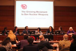 Seeking Nuclear Disarmament in Dangerous Times