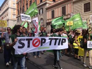 Basilio Rizzo aderisce alla giornata di lotta contro il TTIP