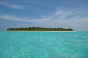 Desparecen islas del Pacífico Sur