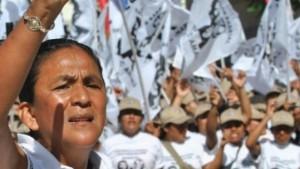 «Hoy, en Jujuy, si no denunciás a Milagro te detienen»