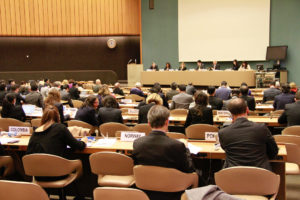 Divergence and consensus in UN diplomacy