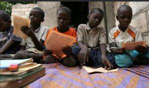 Papa Oumar Ndiaye : On ne peut pas résoudre le problème de la mendicité des enfants TALIBES au Sénégal de l'extérieur