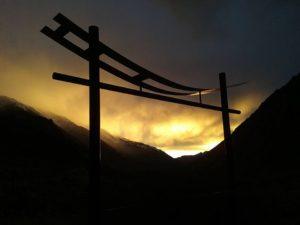 Signos de lo sagrado, nacimiento espiritual para un nuevo mundo