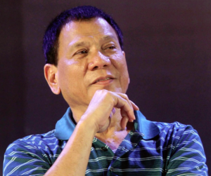 Philippines president-elect Rodrigo Duterte bringing in a difference