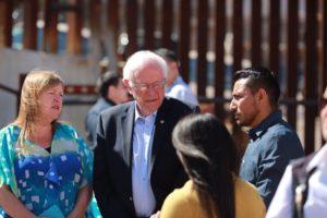 Bernie Sanders contro le deportazioni
