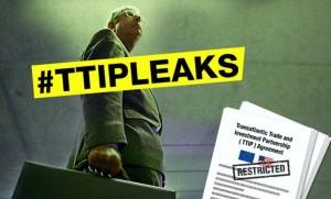 Documentos secretos del TTIP son hechos públicos por Greenpeace