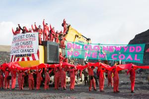 Vague mondiale d'actions pour lutter contre les énergies fossiles