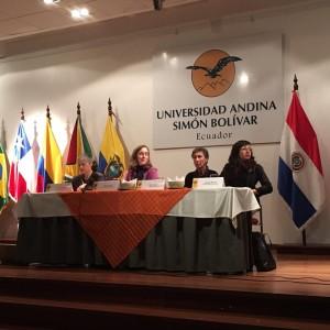 Calibán y la Bruja: Silvia Federici en Quito-Ecuador