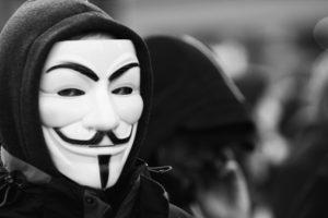 Anonymus: le nostre proteste per la persecuzione al BDS