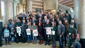 Konferenz in Barcelona Startschuss für europaweite Bewegung gegen TTIP, CETA und TiSA