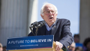 #BernieOrBust: Sanders Fans Debate Whether to Vote for Clinton If She is Democratic Nominee