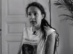 Entrevista a Berta Zúñiga, hija de la activista asesinada en Honduras, Berta Cáceres