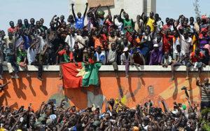 La risposta nonviolenta in Burkina Faso: testimonianza di Stefano Dotti