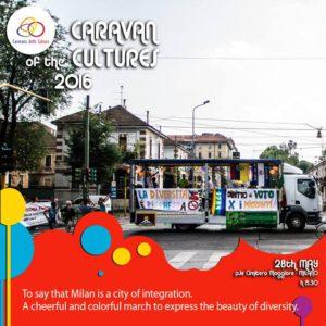 Carovana delle culture, la bellezza della diversità