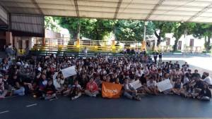 Rebelión estudiantil en Paraguay: 130 colegios tomados