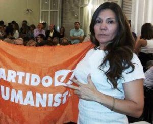 Approbation de l'initiative d'une conseillère humaniste sur l'instauration d'une Semaine de la non-violence dans la Pampa