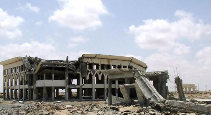 Gaza: bombardamenti israeliani, due morti