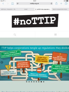 Leaked TTIP Documents: Threats to Regulatory Protections