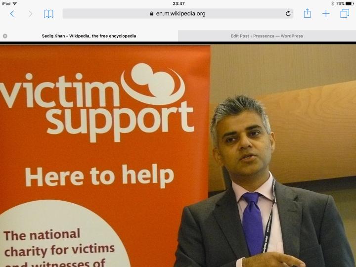 Τοπικές εκλογές στο Ηνωμένο Βασίλειο, ο πρώτος μουσουλμάνος δήμαρχος στο Λονδίνο