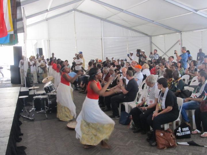 Fórum Social Mundial das Migrações, em Joanesburgo. Crédito: Rodrigo Borges Delfim - Migramundo