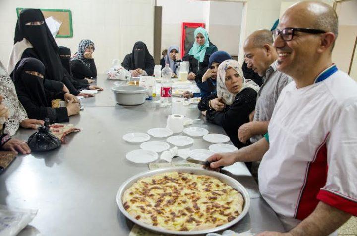 Chef italiano approda a Gaza portando Pace attraverso il cibo