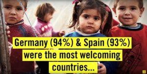 Die Flüchtlingspolitik vieler Regierungen geht an öffentlicher Meinung vorbei