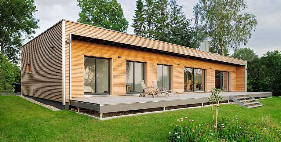Pressenza in germania i quartieri a zero emissioni sono for Case in stile chalet con garage annesso