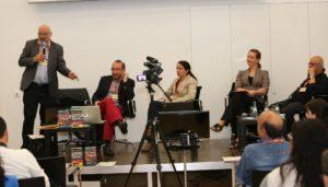 Βιομηχανία όπλων και Ηθική – εργαστήριο της Pressenza στο Διεθνές Φόρουμ για τα Μέσα Ενημέρωσης