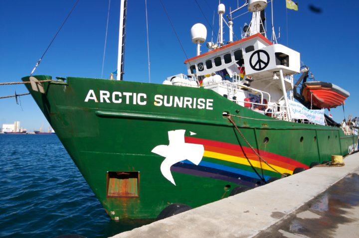 Rapporto Greenpeace: l'artico si sta scaldando più in fretta