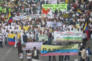 Cuba : Fidel et la paix en Colombie