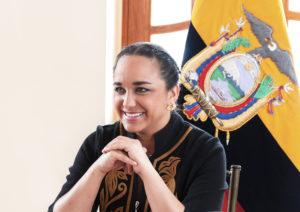 Gabriela Rivadeneira: las leyes tienen que castigar a quienes cometen verdaderos delitos.