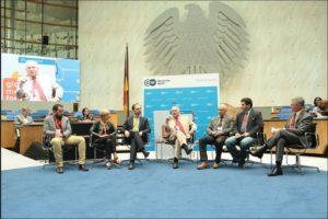 "Propaganda and media bias the subject of Global Media Forum panel ""Selective Truth"""