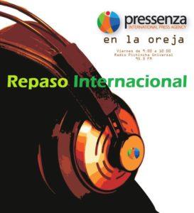 Repaso Internacional En La Oreja 07/10/2016