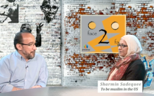Sharmin Sadequee on Face 2 Face