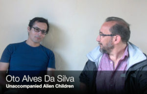 Oto Alves Da Silva on a Special Face 2 Face